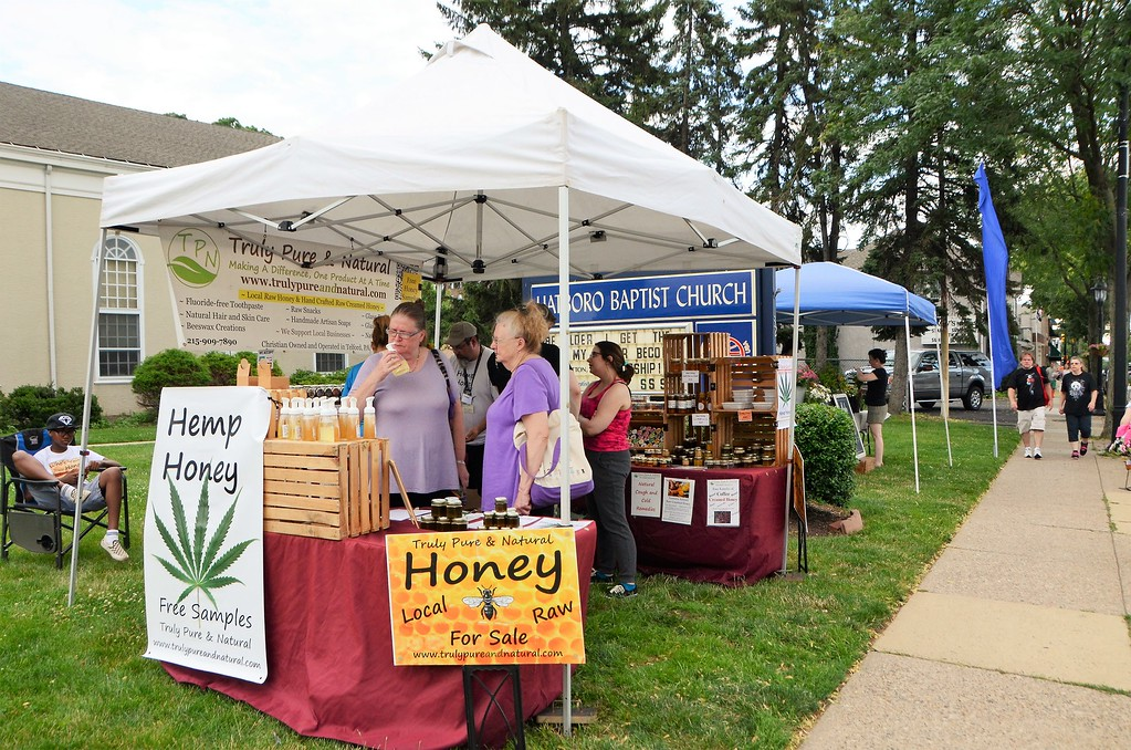 . Greater Hatboro Chamber of Commerce�s first Cruise Night of the summer coincides with the Hatboro Farmers Market along York Road June 23.