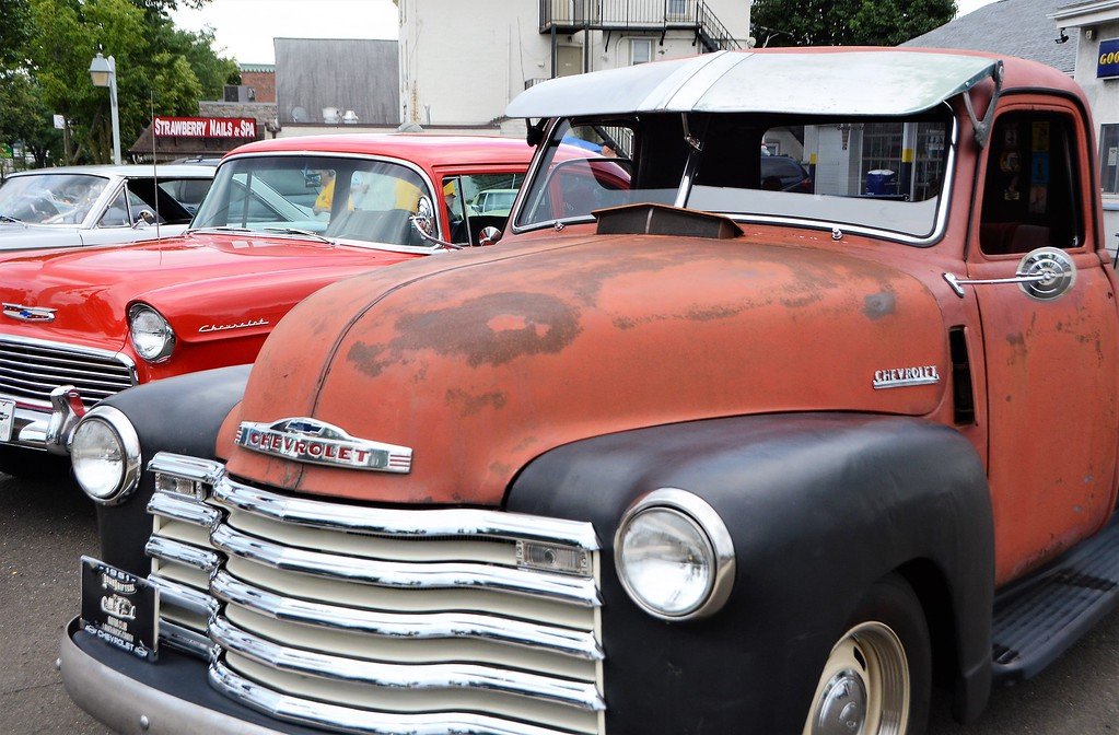 . The Greater Hatboro Chamber of Commerce hosts its first Cruise Night of the summer along York Road June 23.