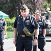Members of the American Legion Post 100 march in the Oreland Fourth of July Parade on the morning of July 4.  Rachel Wisniewski — For Digital First Media