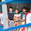 Raina Bandekar, Sanya Bandekar, Abhi Rege and Aditya Rege ride the Tilt-a-Whirl at the annual Kiwanis Carnival at Wissahickon High School July 5.  Rachel Wisniewski — For Digital First Media