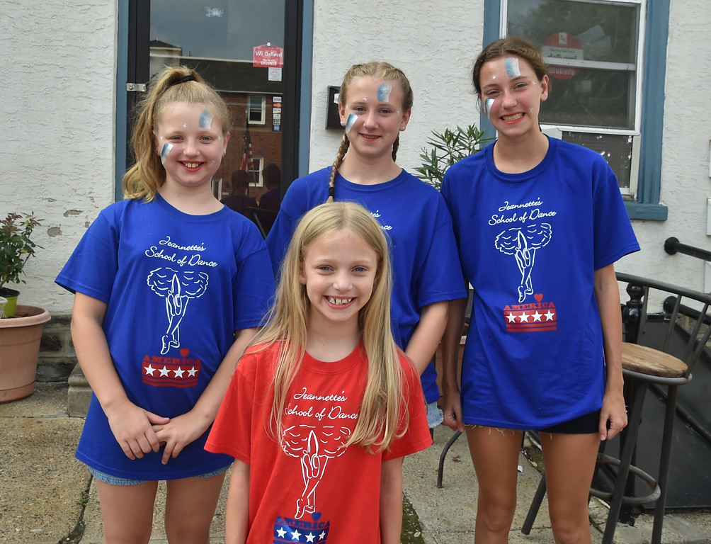 . The 188th annual Independence Day Parade of Sunday Schools and Churches celebrates America\'s birthday in Roxborough July 4. Rick Cawley - For Digital First Media