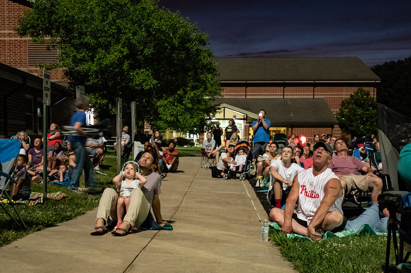 The Kiwanis Club of Ambler holds its annual carnival at Wissahickon High School July 6. Harrison Brink — For Digital First Media