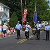 Community members celebrate America's birthday during the annual Upper Salford Red, White and Blue Parade July 4. Debby High - For Digital First Media