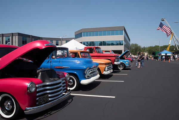 07_18_18 Muscle Up Against Cancer car show