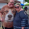 Local residents flock to the weekly Perkasie Farmers Market. Debby High — For Digital First Media