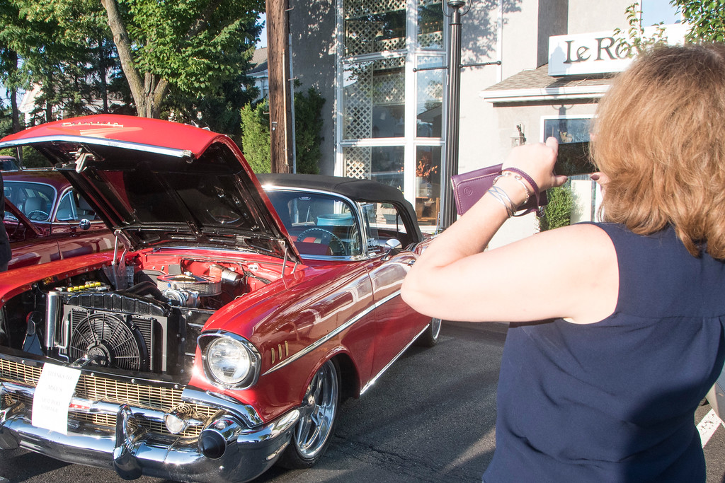 . The Greater Hatboro Chamber of Commerce hosts its 26th annual Moonlight Memories Car Show along York Road July 28. Christine Wolkin � For Digital First Media