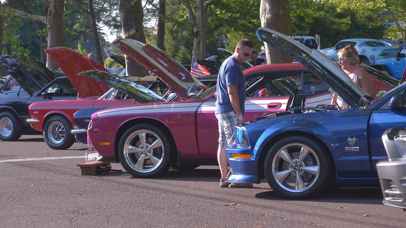 Souderton Community Night Car Show Aug. 8, 2017.  //  Bob Raines--Digital First Media
