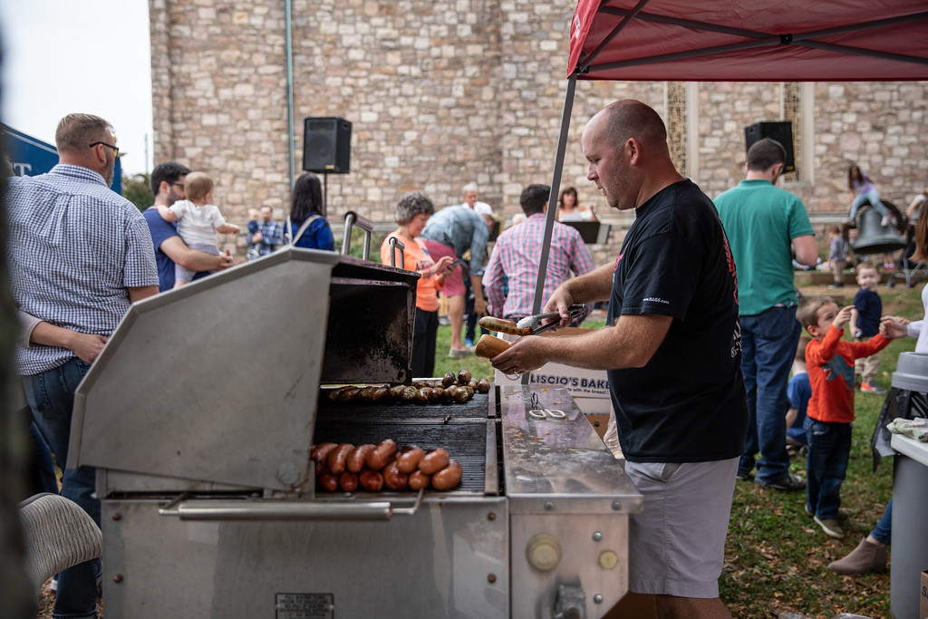 . The annual Oktoberfest takes over Ambler Borough Saturday, Sept. 6. Harrison Brink - For Digital First Media