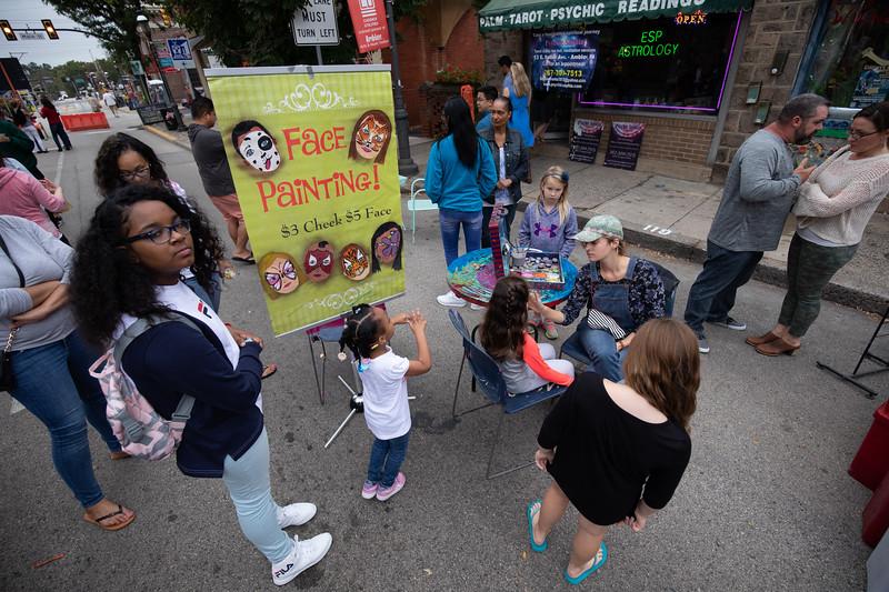 The annual Oktoberfest takes over Ambler Borough Saturday, Sept. 6. Harrison Brink - For Digital First Media