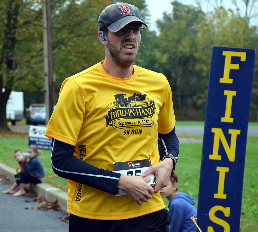. The Telford Fire Company holds the Feel the Burn 5K Saturday, Oct. 14. Deby High - For Digital First Media