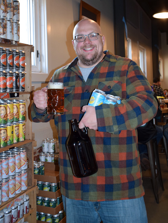 . Free Will Brewing Co. in Perkasie holds its second annual Oktoberfest celebration Sunday, Oct. 21. Debby High � For Digital First Media