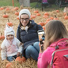 Upper Moreland families attend the 28th annual Pumpkins on Parade event Oct. 20 at Masons Mill Park. Christine Wolkin - For Digital First Media