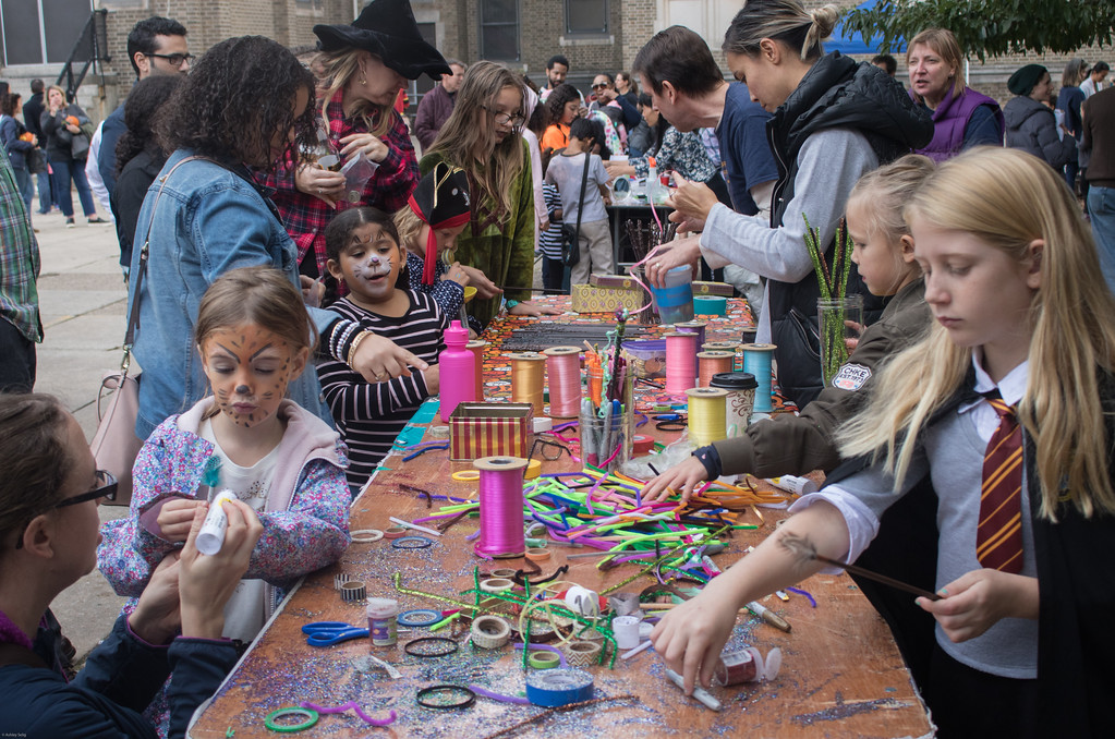 . The First Witches and Wizards Festival in Chestnut Hill offers a day of magical family fun Oct. 20. Ashley Selig - For Digital First Media