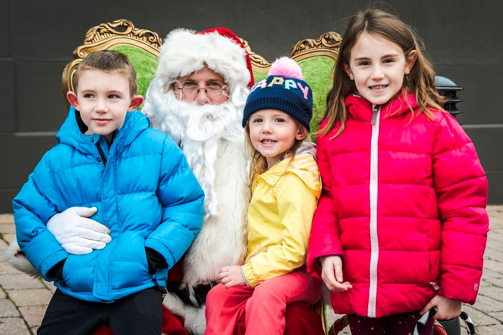 . The annual Winterfest celebration is held in downtown Glenside Nov. 24. James Beaver - For Digital First Media