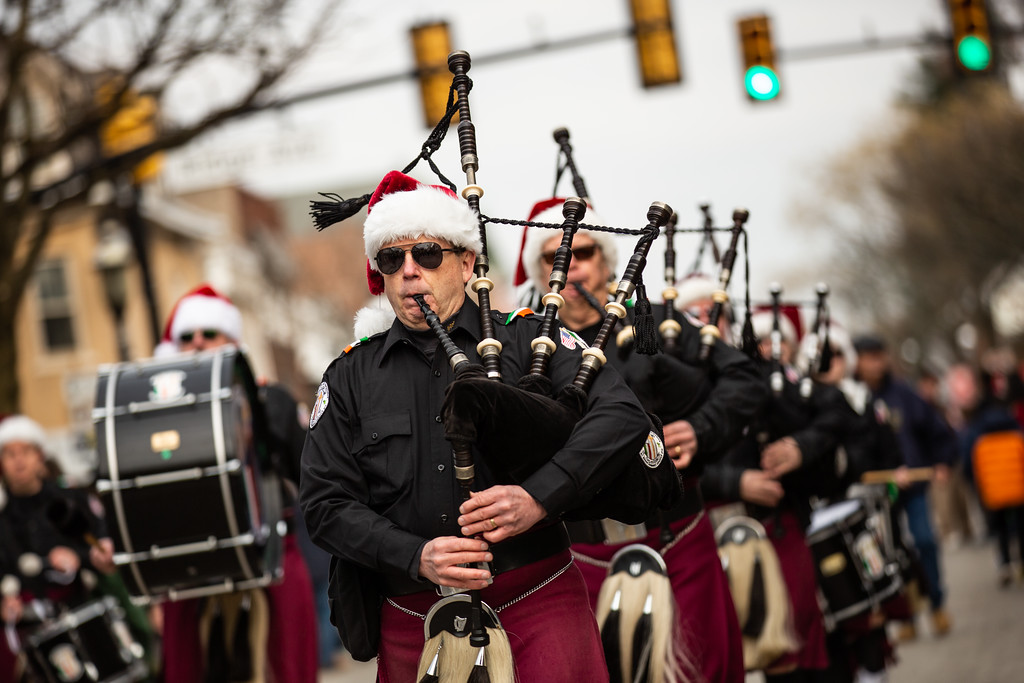 . Ambler Borough welcomes the holiday season with the annual Ambler Holiday Parade Dec. 1. Harrison Brink - For Digital First Media