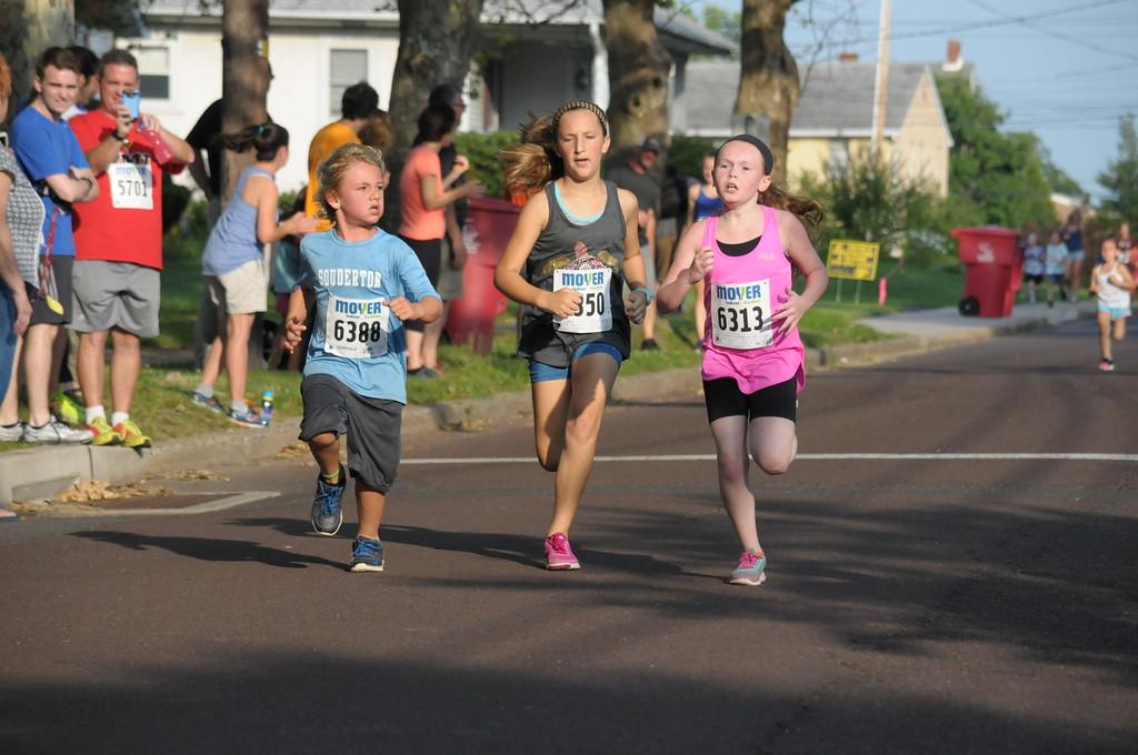 . 23rd annual Moyer 5K Race in Souderton July 12, 2017. Gene Walsh � Digital First Media