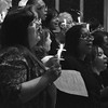 Candle Light Vigil - Light in the Darkness:Standing Together held at Ambler Church of the Brethren on Thursday, May 25,2017. DebbyHigh for Digital First Media