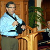 Rabbi Gregory Marx, Beth Or spoke at Standing Together at Ambler Church of the Brethren on Thursday, May 25,2017. DebbyHigh for Digital First Media