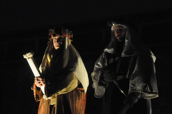 Annual Living Nativity held at Living Hope Community Church