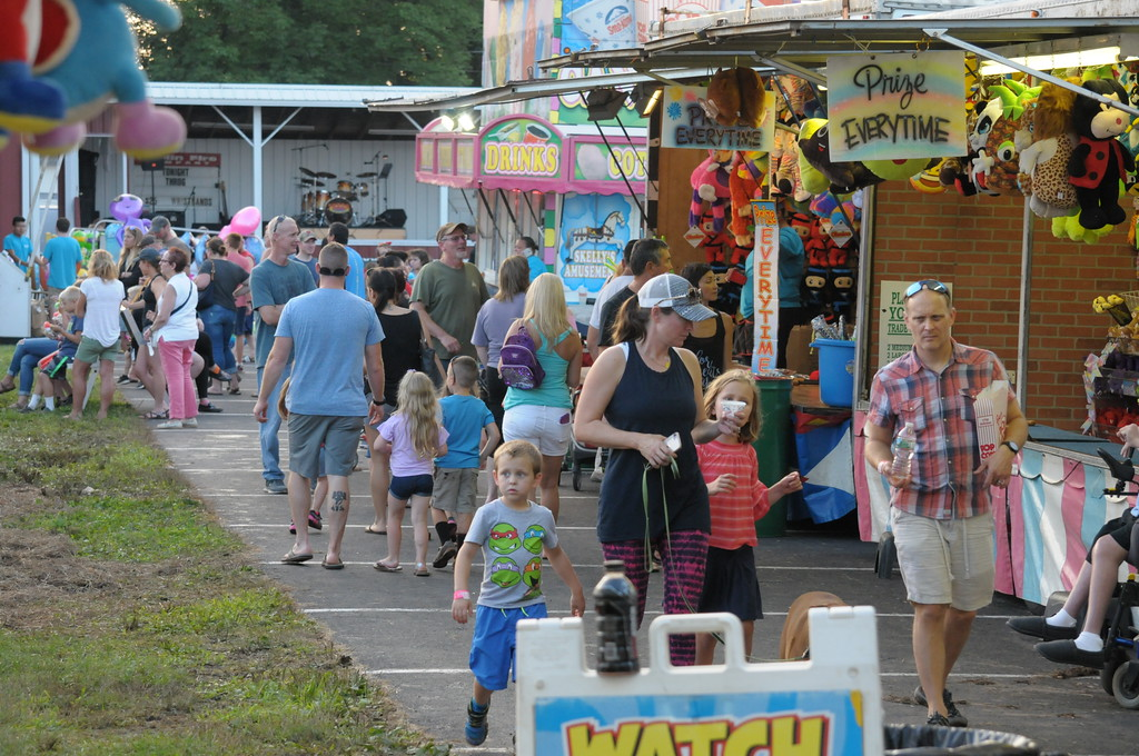 . Dublin Fireman�s Fair July 26, 2018. Gene Walsh � Digital First Media
