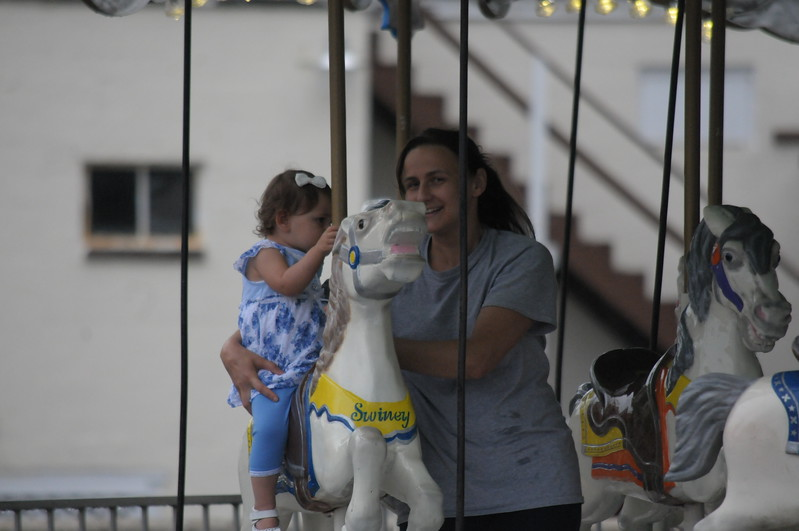 The Sellersville Fire Department holds its annual carnival Friday, July 14. Gene Walsh — Digital First Media