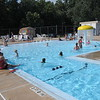 Families enjoy the Hatboro Memorial Pool August 4, 2017. Gene Walsh — Digital First Media