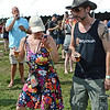 Crowds turned out to the Lansdale Beer Tasting Festival in the borough on Saturday, June 24. (Christine Wolkin -- For Digital First Media)