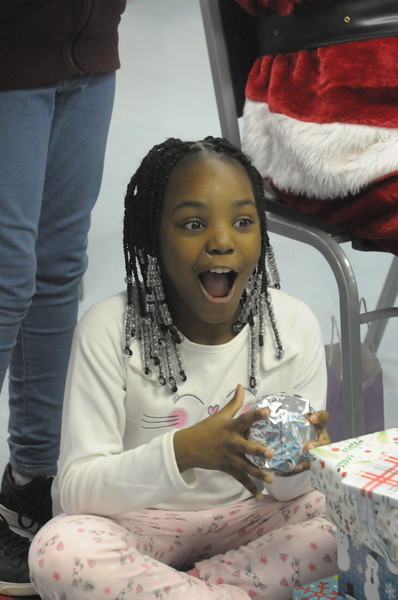 North Hills Education Center holds Christmas Party for local students December 18, 2018. Gene Walsh — Digital First Media