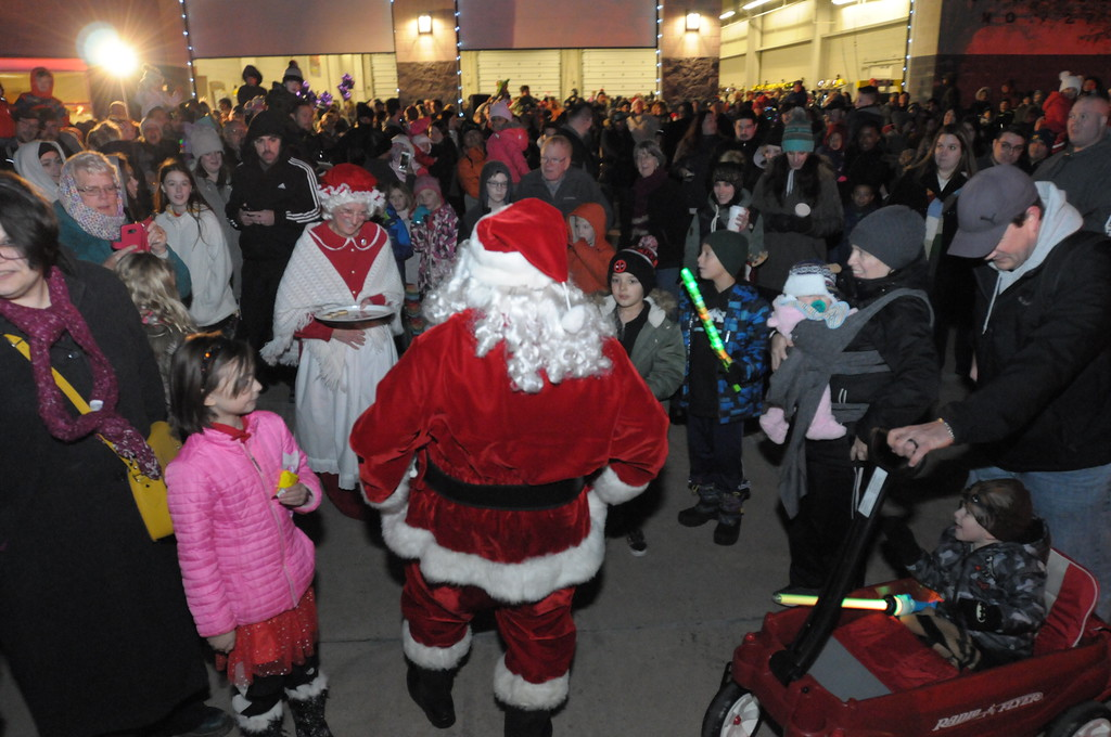 . Sellersville Fire Department Winterfest December 4, 2018. Gene Walsh � Digital First Media