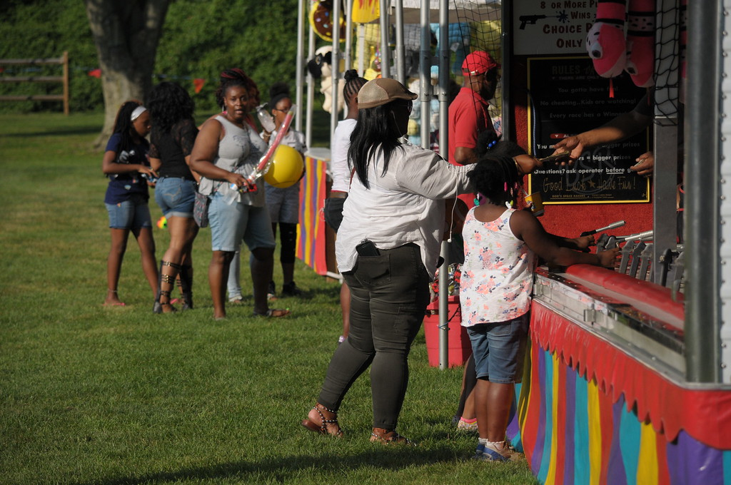 . Summer Playground Carnival held at Wall Park in Cheltenham August 4, 2017. Gene Walsh � Digital First Media