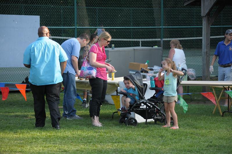 Summer Playground Carnival held at Wall Park in Cheltenham August 4, 2017. Gene Walsh — Digital First Media