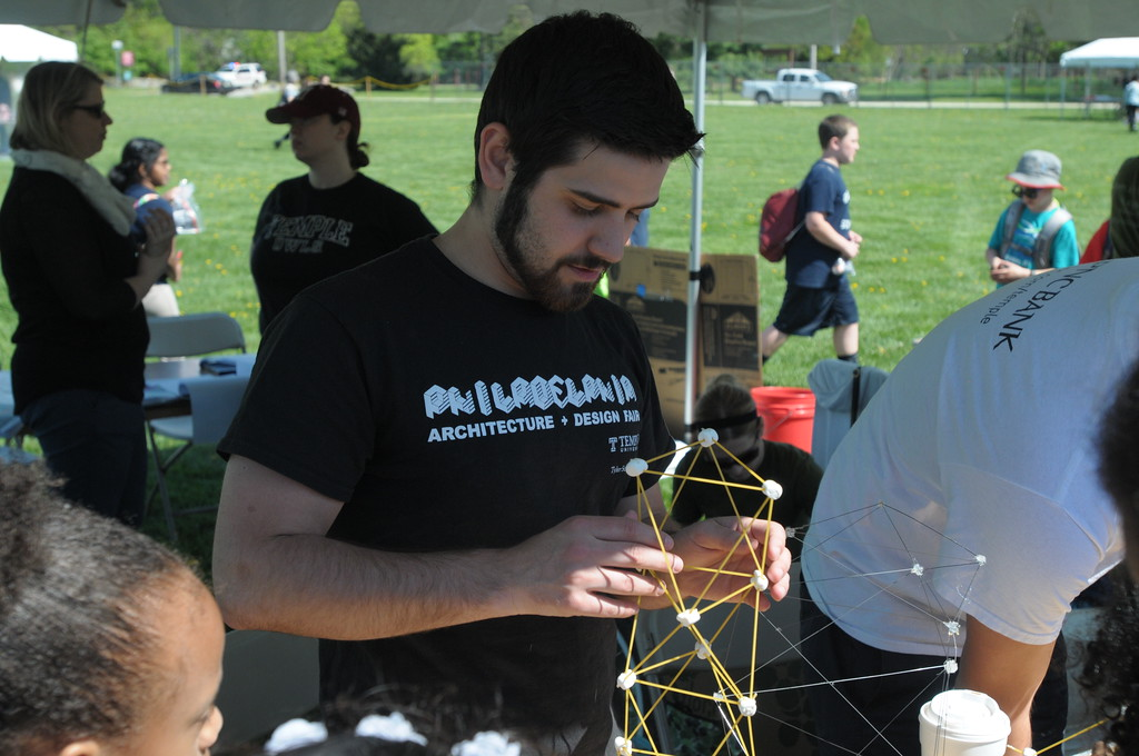 . Temple Ambler holds 15th annual EarthFest April 27, 2017. Gene Walsh � Digital First Media