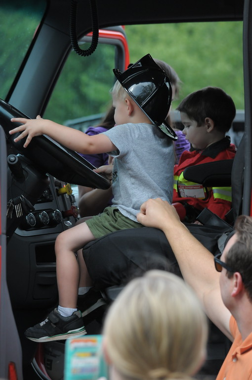 . Whitpain township holds Big Rig Roundup at Wentz Run Park July 27, 2018. Gene Walsh � Digital First Media