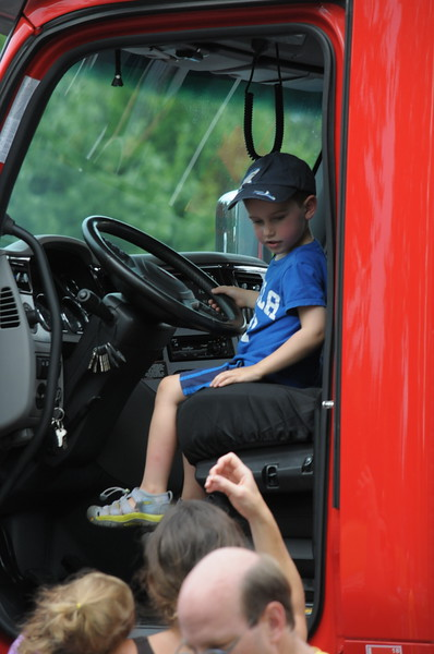 Whitpain township holds Big Rig Roundup at Wentz Run Park July 27, 2018. Gene Walsh — Digital First Media