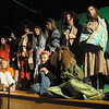 """Young Starrs Theater Co. dress rehearsal for """"Hair."""" August 6, 2018. Gene Walsh — Digital First Media"""