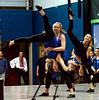 Members of the North Penn High School Dance Team perform at the International Spring Festival April 22, 2017.  (Bob Raines/Digital First Media)