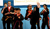 Students from Sky Martial Arts put on a demonstration at the International Spring Festival April 22, 2017.  (Bob Raines/Digital First Media)