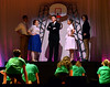 """Bomont Town Council  rejects dancing during a rehearsal for the Upper Moreland production, """"Footloose,"""" March 22, 2017.  (Bob Raines / Digital First Media)"""