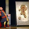 "Pragun Bhardwaj stars as Lord Farquaad, the main antagonist, during the Pennridge School District and STARS production of ""Shrek the Musical."" Bhardwaj is sharing the role of Lord Farquaad with Seanan Ellis.  Christine Wolkin — For Digital First Media"