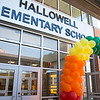 The newly finished Hallowell Elementary School building officially opened to students April 18.  Rachel Wisniewski — For Digital First Media
