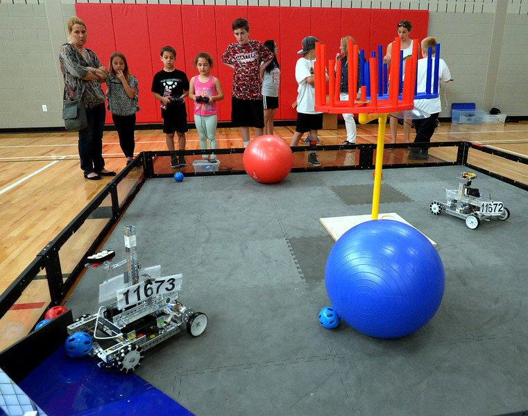 05 02 17 Hatboro Horsham School District Robotics Expo Jrc Dailylocal