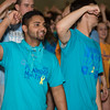 Sharpest Singh dances to raise money for the fight against childhood cancer at the Pennridge High School's Mini-THON Saturday, May 13.  Jeff Davis — For Digital First Media