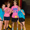 Kate Ziegler, Caroline McFadden, Ethan Lionetti and Nicole Leight attend Pennridge High School's Mini-THON Saturday, May 13.  Jeff Davis — For Digital First Media