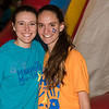 Alexandra Ruth and Abby Nuneviller attend Pennridge High School's Mini-THON Saturday, May 13.  Jeff Davis — For Digital First Media