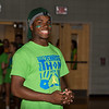 Joshua Pinkney attends Pennridge High School's Mini-THON Saturday, May 13.  Jeff Davis — For Digital First Media