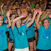 Many students come out to raise money for the fight against childhood cancer at the Pennridge High School's Mini-THON Saturday, May 13.  Jeff Davis — For Digital First Media