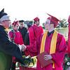 Souderton Area High School holds its graduation ceremony for the Class of 2017 Friday, June 9. Rachel Wisniewski ― Digital First Media