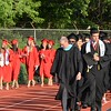 Hatboro-Horsham High School hosts its 2017 commencement ceremony June 12. Christine Wolkin — For Digital First Media