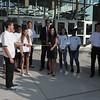Cedar brook Middle School grand reopening in Cheltenham August 22, 2018. Gene Walsh — Digital First Media