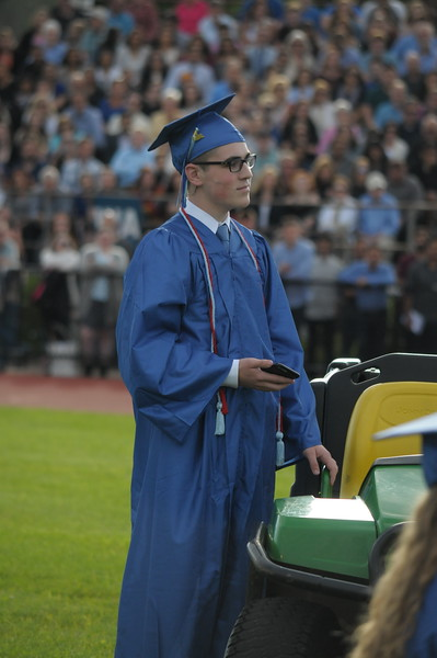 North Penn High school commencement ceremonies June 8, 2017. Gene Walsh — Digital First Media